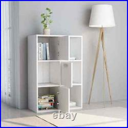 3/7 Cube Wooden Bookcase Shelving Unit Display Storage Shelf Cabinet Home Office