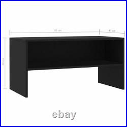 Modern Unit Wooden TV Cabinet Stand Unit Table With Shelf Cupboard Furniture New