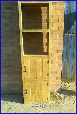 New Solid Wood Storage Cabinet, Display Unit, Wooden Bookcase Shelving Unit