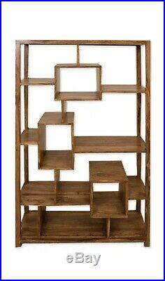 Solid Wooden Display Unit
