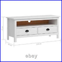 Wooden TV Stand Cabinet Home Furniture Entertainment Unit Storage Shelves Modern